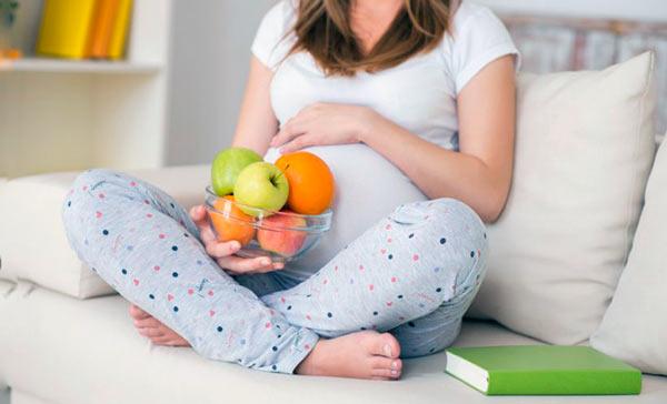 Primera semana a la cuarta semana de embarazo