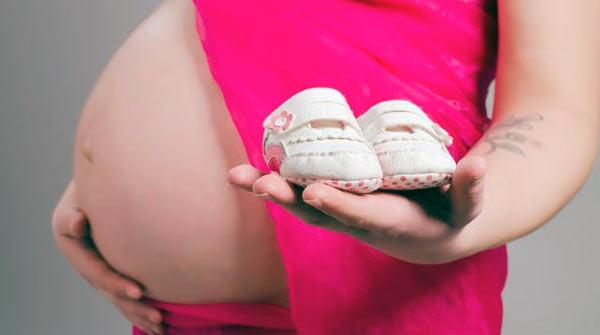 semana veinticinco a la semana 40 de embarazo