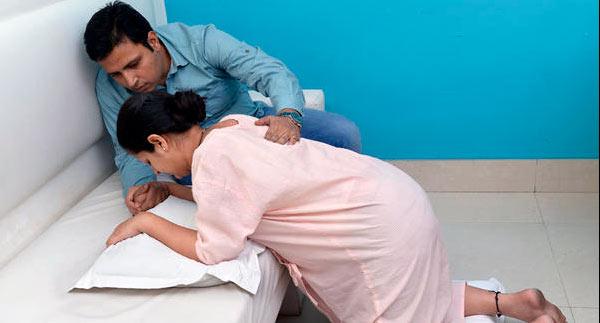 Posiciones del parto