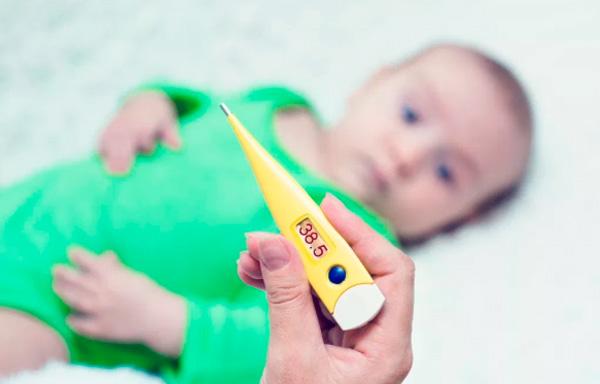 enfermedades en los bebes