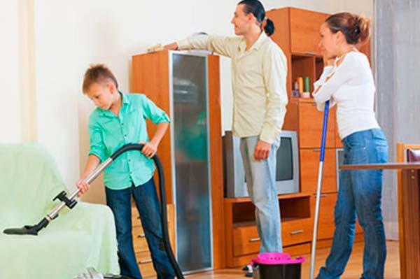 10 consejos para enseñar a los niños a limpiar su habitación