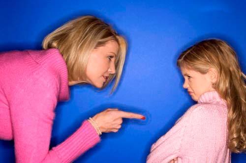 El impacto que los padres tienen sobre los futuros conductas de los niños