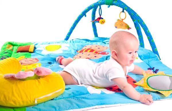 Juguetes para estimular al bebe