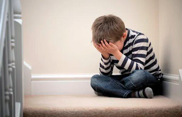 Trastorno de ánimos que afectan a los niños