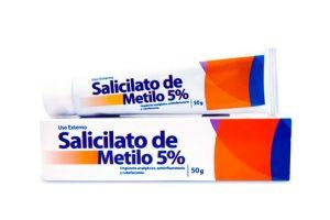 salicato de metilo